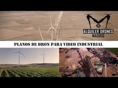 Videos de tipo industrial desde dron