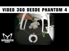 Video 360 desde dron