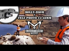 Dron con Zoom de video hasta 48mm